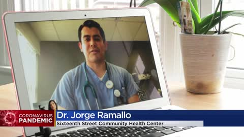 Sixteenth Street Community Health holds online sessions to inform...